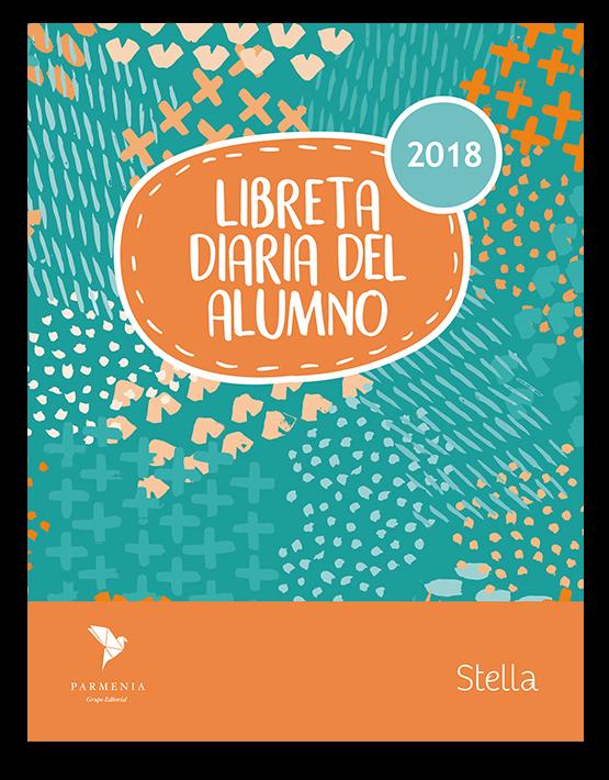 Libreta diario del alumno secundario 2018