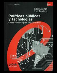 Políticas públicas y tecnologías