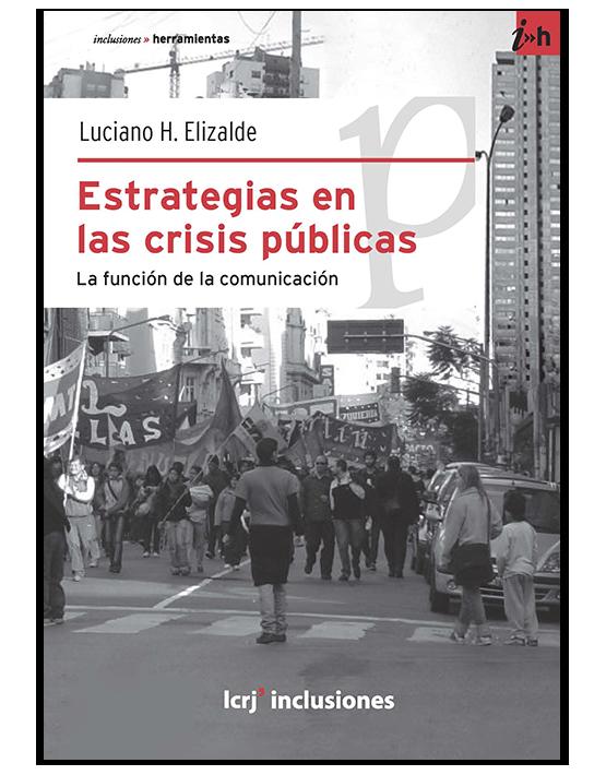 Estrategias en las crisis públicas