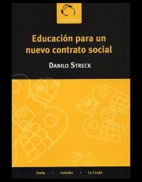 Educación para un  nuevo contrato social