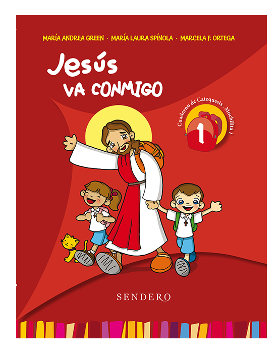 Jesús va conmigo 1 - Mochilita 1