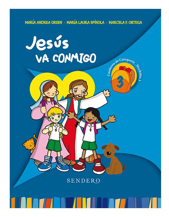 Jesús va conmigo 3 - Mochilita 3