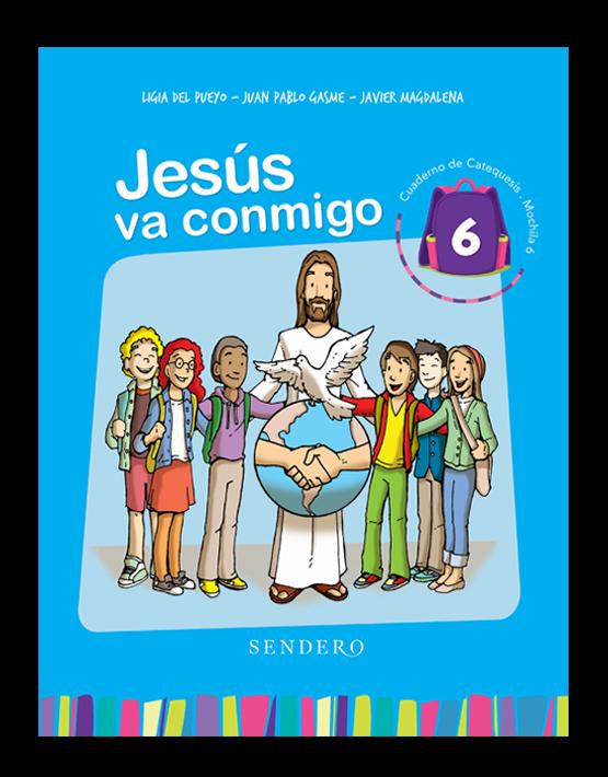 Cuaderno de catequista. Mochila 6