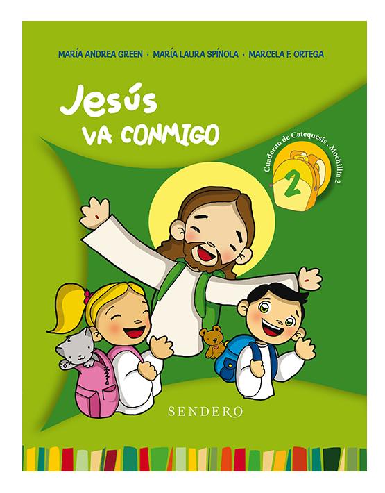 Jesús va conmigo 2 - Mochilita 2