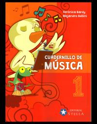 Cuadernillo de música 1