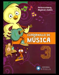 Cuadernillo de música 3