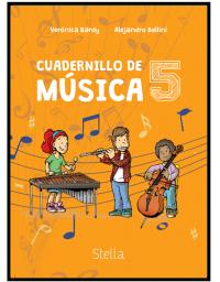 Cuadernillo de música 5