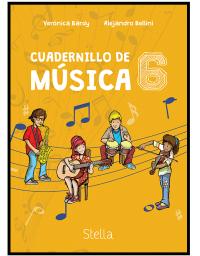 Cuadernillo de música 6