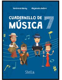 Cuadernillo de música 7