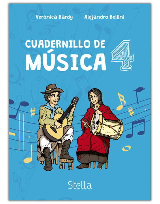 Cuadernillo de música 4