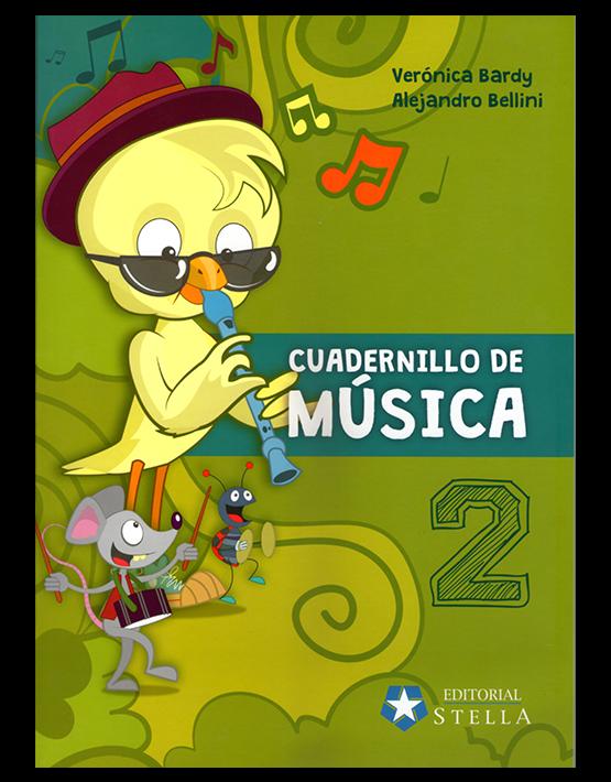 Cuadernillo de música 2